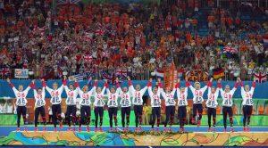 Team GB Hockey ladies win Olympic Gold