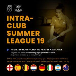 UHC Summer League 19